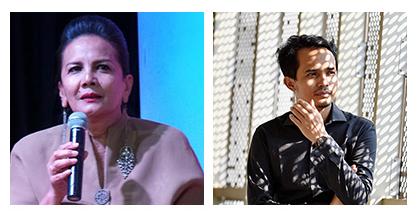 Sharing Session: Film <br>Christine Hakim & Yosep Anggi Noen